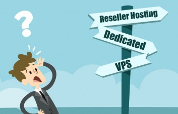 Reseller hosting, VPS or Dedicated server: what is the best option?